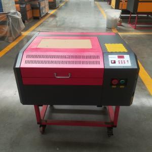 50W 400X400MM 440 laser engraving machine laser cutting machine with auto up and down platform