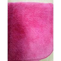 China No chemical Microfiber Cleaning Cloth red coral fleece 30*40  terry towel wholesale