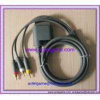 Xbox360 AV cable xbox360 game accessory Manufactures