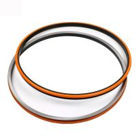 China 179-6864 Floating Oil Seal Caterpillar Spare Parts Two Metal Rings And Two Rubber on sale