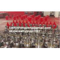 Hot sale API 6A FC High pressure stainless steel manual Gate valve Manufactures