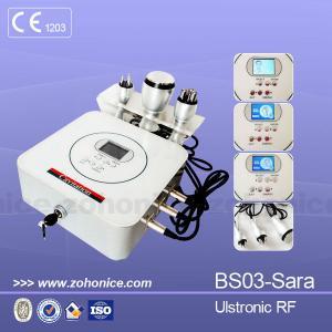 40K Cavitation sound Fat Burning Machine , Fat Lose Vacuum Cavitation Equipment Manufactures