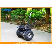 Fashionable Electric Folding Electric Scooter Personal Transporter Off-Road LED Light Manufactures