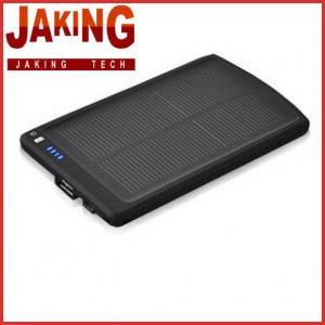 China Mini-USB 5V 1000mA Mobilephone Solar Charger (YT-SC03) on sale