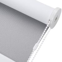 Sun Screen Manual Roller Blinds Beads Rope Control Residential Commercial Manufactures