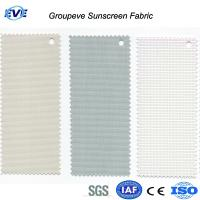 Best Quality Fancy Office Building Use Sunscreen Roller Blinds Fabric Manufactures