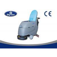 Dycon 18 Inch And 20 Inch Orange Floor Scrubber Dryer Machine With 180W Brush Motor Manufactures