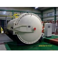 China Wood Rubber glass industry Autoclave for wood treatment, rubber vulcanizing and glass lamination on sale