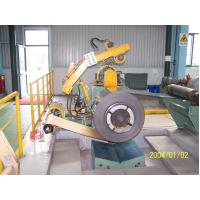 Stainess Steel Uncoiling Leveling Cutting Stacking Line, 0.3-0.3mm Cut To Length Line Manufactures