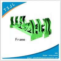 45 Degree Steel Idler Carrying Trough Type Roller Support Manufactures