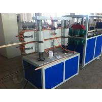 China PE PP PC ABS Plastic Profile Production Line , PVC Profile Extruder Machine on sale
