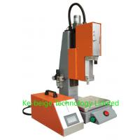 High Precision Ultrasonic Plastic Welding Machine For Electronic Accessories Welding Manufactures
