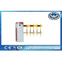 Practical Use Fence Arm parking lot barrier gates For Vehicle Access Control Manufactures