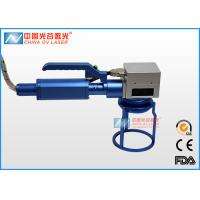 Quality ISO9001 Handheld Laser Marking Machine / Laser Engraving Machine for Metal for sale