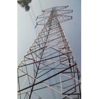 Low Voltage Transmission Line  Towers High Tension Towers 20M ~ 50M Manufactures