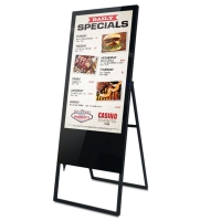 China 43 Inchindoor Application Advertising Portable Digital Signage LCD Android Video Player on sale