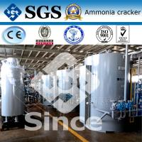 High Safety Liquid Ammonia Cracking Hydrogen Production CE BV  Certificate Manufactures