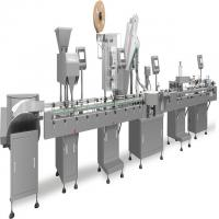 High intelligence Automatic Packaging Machine 20 - 40 bottles / min Speed Manufactures