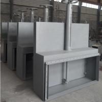 Quality Plug - In Electric Isolation Damper Door With Opens And Closes Flexibly for sale