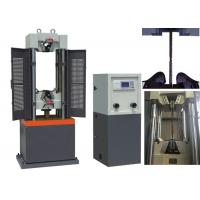 Digital LCD Control Hydraulic Tensile Strength Testing Machine 13-40mm Clamp Grip Manufactures