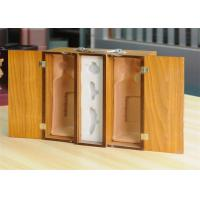 Gloss Finished Offset Wood Jewelry Boxes , Decorative Gift Boxes CE FSC Manufactures