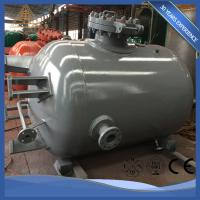 Nitrogen Machine System Natural Gas Storage Tank Carbon Steel / Stainless Steel Manufactures
