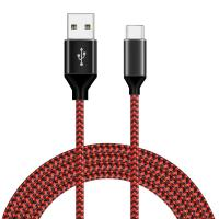 Good USB Type C Cable For Nexus 5x Nexus 6p Nylon Braided Charging Date Manufactures