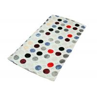 Comfortable Personalized Small Dot Flannel Fabric Baby Blankets For Boys Tear - Resistant Made I n China Manufactures