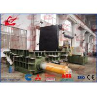 China Hot Sale Hydraulic Metal Baler Scrap Baling Press Machine 250 Ton Force WANSHIDA China Made on sale