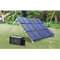Quality Stylish Solar Backup Power System For Disaster Rescue 12V 50Ah for sale