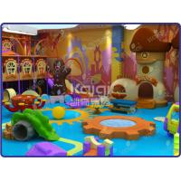 Amusement Park Indoor Playground Equipment For Family Entertainment Center Manufactures