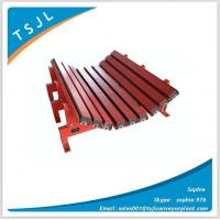 conveyor buffer bed