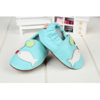 handmade First Walkers Toddler soft sole baby shoes,baby slipper-4 Manufactures