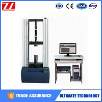 China Large Automatic Spring Testing Machine , Automatic Calibration And Display on sale