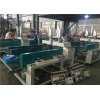 China Fully Automatic Biodegradable Plastic Bag Making Machine High Efficiency on sale