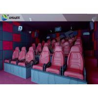 5.1 Audio Pneumatic Movie Theater System Counting System For Mall Manufactures