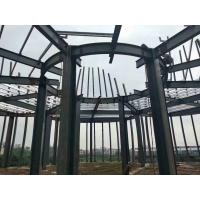 Steel Tower Poultry Farm Steel Structure / Goods Storage Farm Water Tower Manufactures