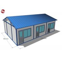 Warehouse Corrugated Galvanized Iron Sheet / Color Coated Metal Roofing Sheets AISI Standard Manufactures