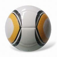 China High Class TPU Soccer Ball with Hide Stitching Line, Comes in Jabulani Style on sale