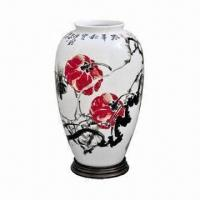 China Porcelain Vase as home decoration on sale