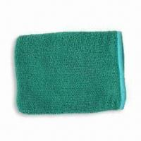 21 x 14cm Microfiber Bathing Glove, Soft and Super Water Absorption Manufactures