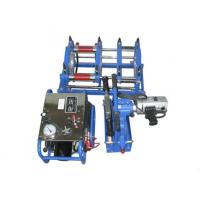 China Hot Melt Butt Plastic Pipe Welding Machine BRDH 160/250 Low Power Consumption on sale