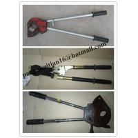 often sale Cable cutter with ratchet system,Cable scissors good in China Manufactures