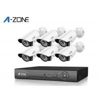 6CH AHD CCTV Kit Ahd Bullet Camera System 6 Channel Night Vision Manufactures