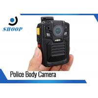 China Battery Operated Police Body Worn Surveillance Cameras High Definition on sale