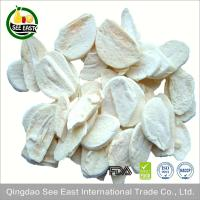 China Freeze Dried Garlic Granule lyophylizedgralic flakes on sale