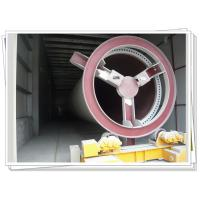 Extra Safety Spray Painting Turning Roll Wind Tower Production Line Manufactures