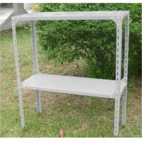 China Aluminum Greenhouse Standing Outdoor Bench RCS351275(G)   on sale