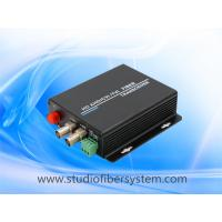 Buy cheap Cheap outdoor 720P 1080P CVI video fiber converter for CCTV surveillance system without delay,20KM,FC/LC/ST/FC fiber from wholesalers