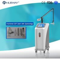 Co2 fractional laser with RF metal tube fractional normal Vaginal 3 treatment modle Manufactures